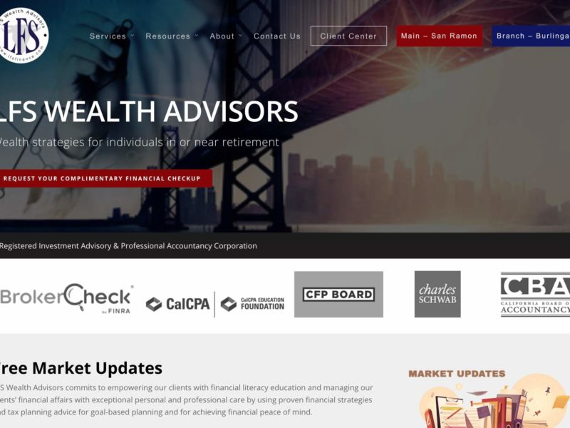 Wealth Management Firm LFS Wealth Advisors